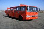 鸿运牌FS5091XGC型电力工程车