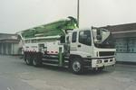 华东牌CSZ5240THB型混凝土泵车