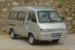 长安国二微型厢式货车50马力0吨(SC1017XA)