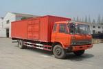 东风牌DHZ5140XXYG1型厢式运输车