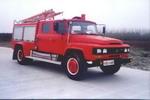 上海牌SHX5090GXFSG33型水罐消防车