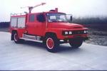 上海牌SHX5090GXFPM33型泡沫消防车