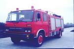 上海牌SHX5140GXFPM50GZD泡沫消防车