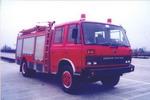 上海牌SHX5140GXFSG50GZD水罐消防车