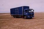 博格达牌XZC5208XXY型厢式运输车图片