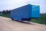 环达13.5米7吨1轴车辆运输半挂车(BJQ9163TCL)