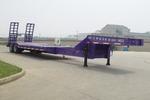 江淮扬天牌CXQ9235TDP型伸缩式低平板半挂车图片
