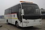 安源牌PK5120XJY型煤矿救援车图片
