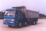 解放牌CA3308P1K2T4A型8X4平头柴油自卸汽车图片