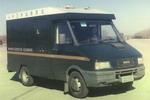 威斯坦牌BSY5041XYC型运钞车
