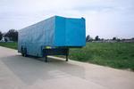 环达13.5米7吨2轴车辆运输半挂车(BJQ9162TCL)