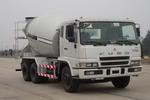 徐工-利勃海尔牌XZJ5253GJBFV517K型混凝土搅拌运输车图片