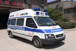 八达牌XB5031XJHL-H型救护车图片