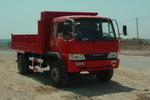 春韵牌CAS3126P4K2型平头柴油自卸汽车