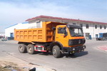 北方奔驰牌ND3250S型自卸车图片