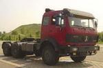 北方奔驰牌ND4251B34J型牵引车