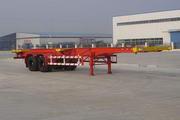 万事达7米24吨2轴集装箱运输半挂车(CSQ9280TJZG)