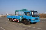 春圆牌DCY5128JSQ型随车起重运输车