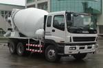 常林牌CHL5240GJBIS型混凝土搅拌运输车