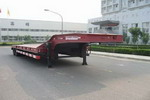 威腾11.5米40吨4轴低平板半挂车(BWG9514)