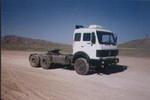 北方奔驰牌ND4252B34J型牵引车