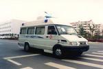华东牌CSZ5041XYL型巡回医疗车图片