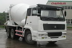 常林牌CHL5250GJBST型混凝土搅拌运输车图片