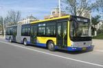 京华牌BK6160K2型铰接式城市客车