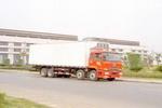 乘龙牌LZ5311XBX型保鲜运输车图片