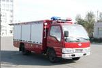 飞雁牌CX5050XXFQC58型器材消防车