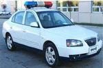 北京现代牌BH5021XQCMWD型囚车图片