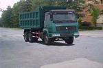 济重牌JZ3251型自卸汽车