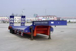 万事达12.2米11吨2轴低平板运输半挂车(CSQ9202TDP)