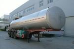 地球牌SHJ9390GHY型化工液体运输半挂车