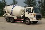 欧曼牌BJ5253GJB-S型混凝土搅拌运输汽车图片