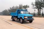 解放牌CA3117K2型长头柴油自卸车图片