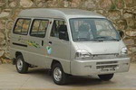 长安国二微型厢式货车39马力0吨(SC1017XD)