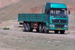 博格达前四后八自卸车国二267马力(XZC3316S)