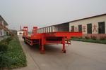 鲁驰16米15吨3轴低平板半挂车(LC9280TDP)
