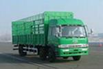 解放牌CA5220CLXYP1K2L10T3A型6X2仓栅式运输车图片