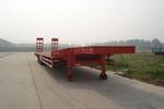 鲁驰15米15吨3轴低平板半挂车(LC9281TDP)