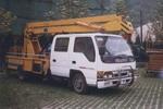 九通牌WQQ5040JGK型高空作业车图片