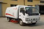 强力牌YZC5060TSL型扫路车