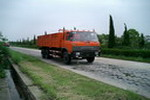神宇国二后双桥,后八轮货车211马力12吨(DFS1211GL2)