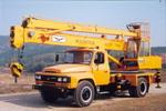 粤工牌SGG5102JGK(GKZ16A)型高空作业起重车图片