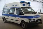 八达牌XB5031XJHLC-H型救护车图片