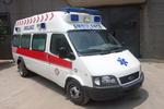 八达牌XB5040XJHLC-H型救护车图片