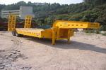 港粤牌HSD9230TDP型低平板半挂车