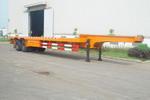 江淮扬天17米20吨2轴低平板半挂车(CXQ9350TDP)