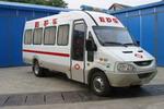 依维柯牌NJ5056XJHN型依维柯救护车